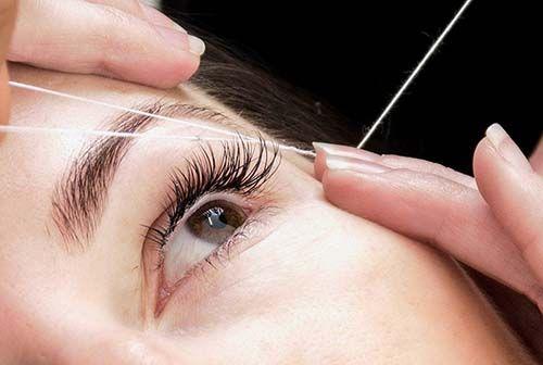 cursos para aprender a depilar con hilo