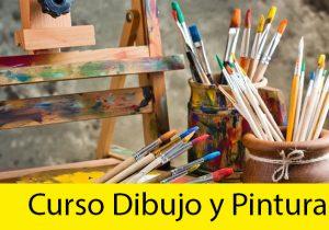 curso de dibujo y pintura online