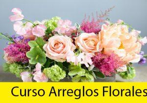 curso de arreglos florales
