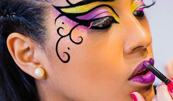 curso maquillaje artistico