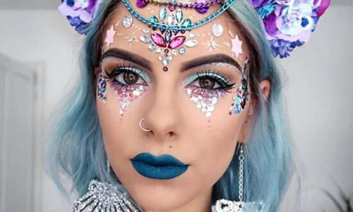 curso maquillaje de fantasia gratis por internet