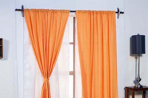 Curso de confección de cortinas y cenefas