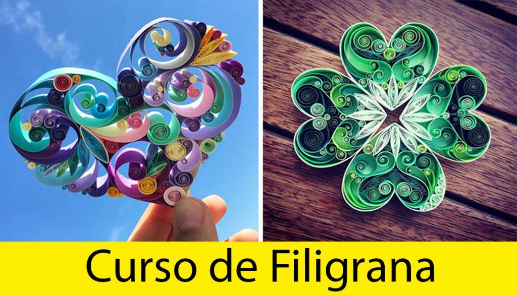 curso online de filigrana