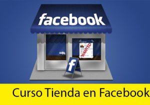 curso tienda en facebook