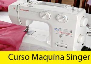 curso costura maquina singer