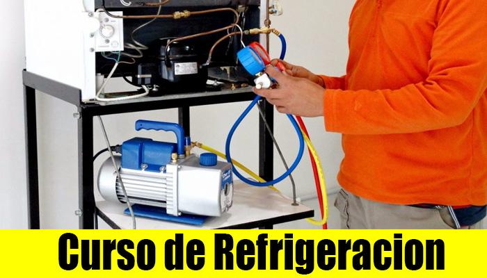 curso de refrigeracion