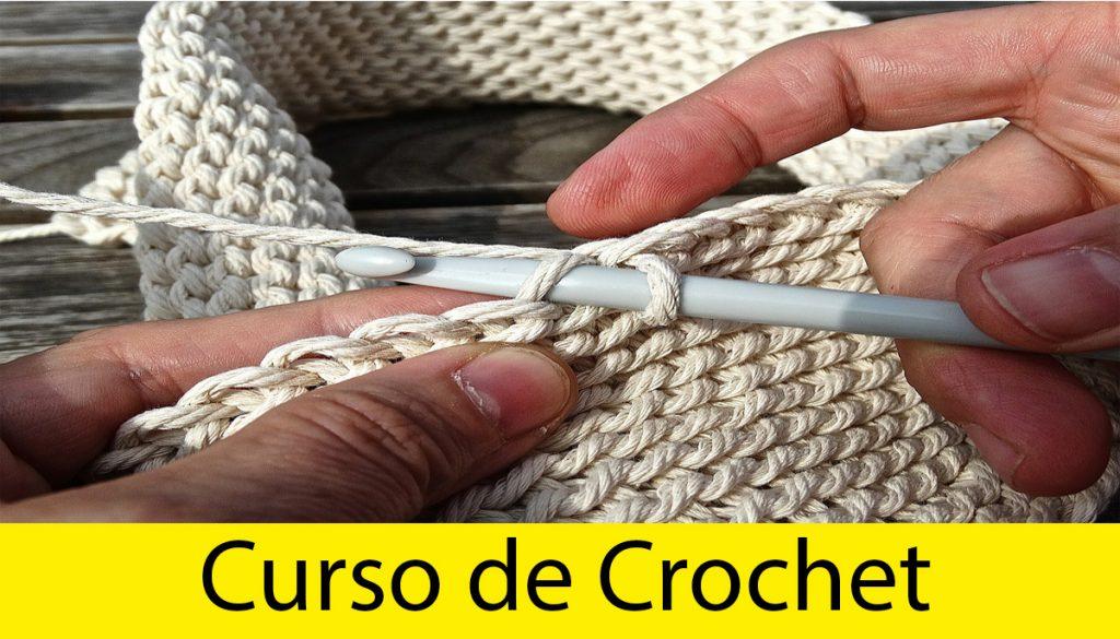 curso de crochet principiantes