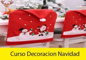 curso de decoracion de navidad