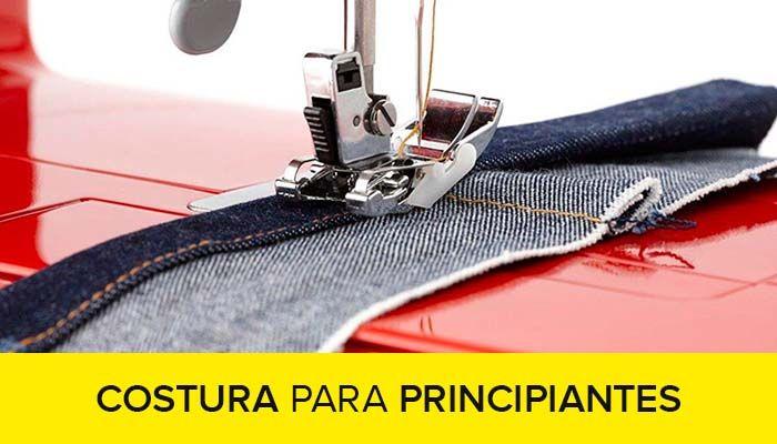 Curso de costura para principiantes