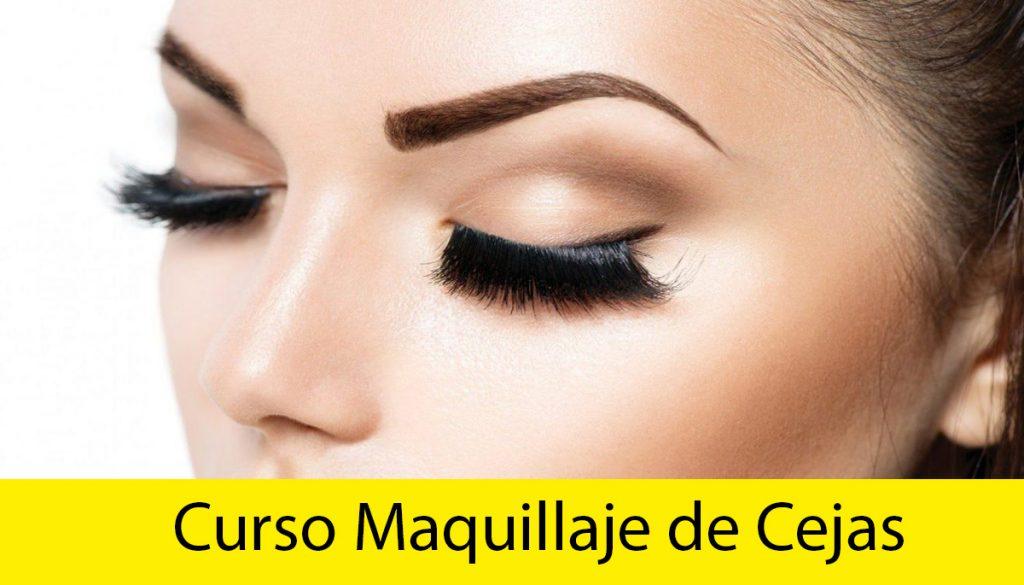 curso maquillaje de cejas