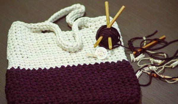 curso bolsos a crochet