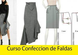 curso confeccion de faldas