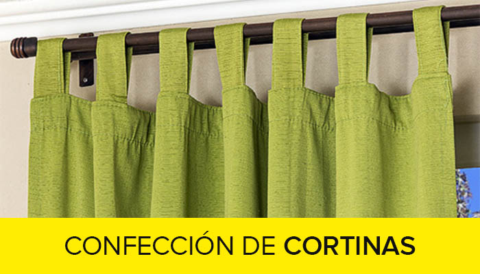 curso de confeccion de cortinas