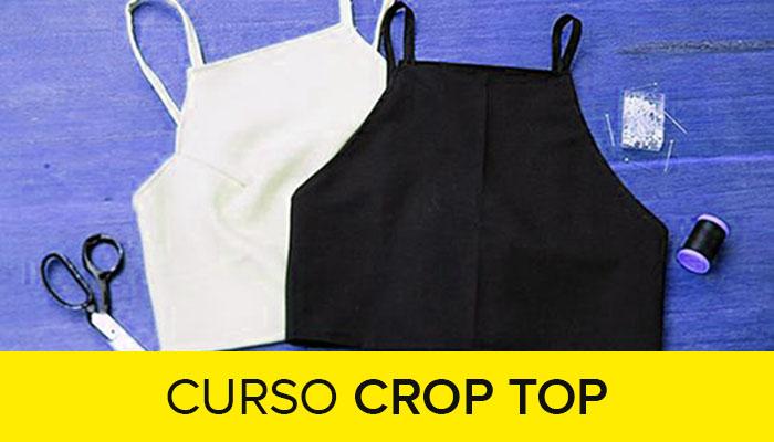 curso crop top