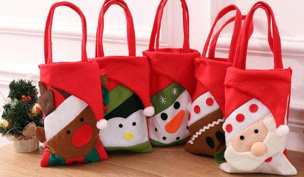 bolsos navideños
