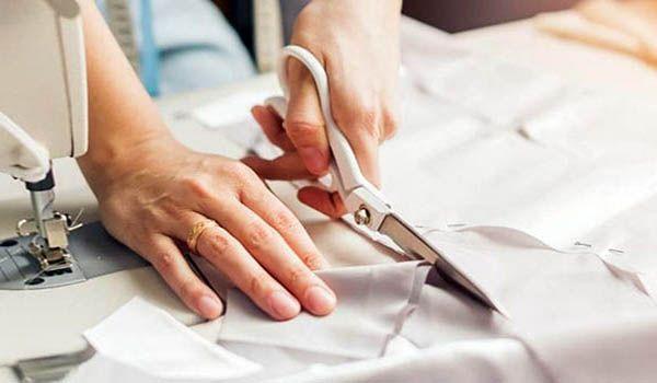 como coser manga