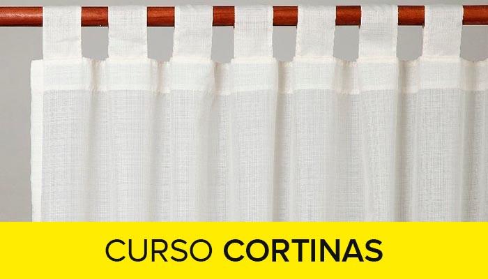 curso como hacer cortinas con presillas