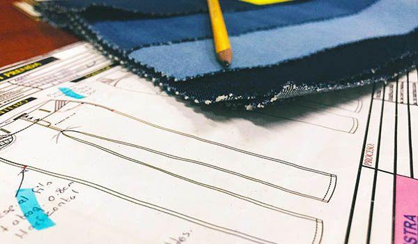 curso patronaje de pantalon