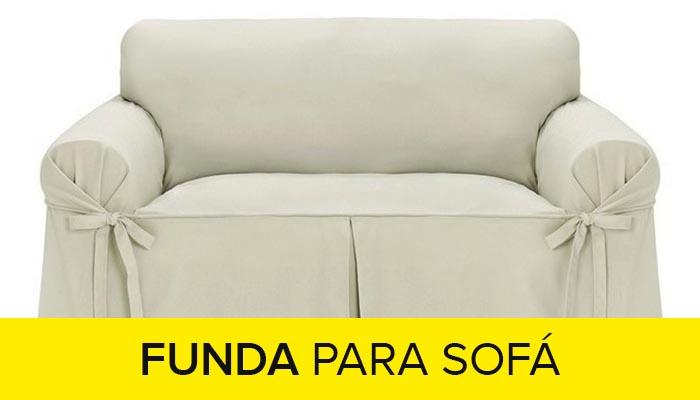 como hacer una funda para sofa