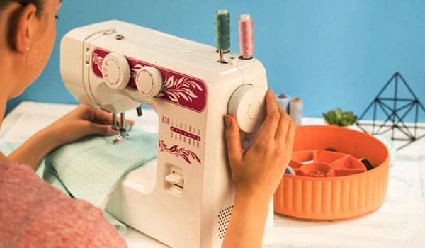 como coser licra en maquina normal