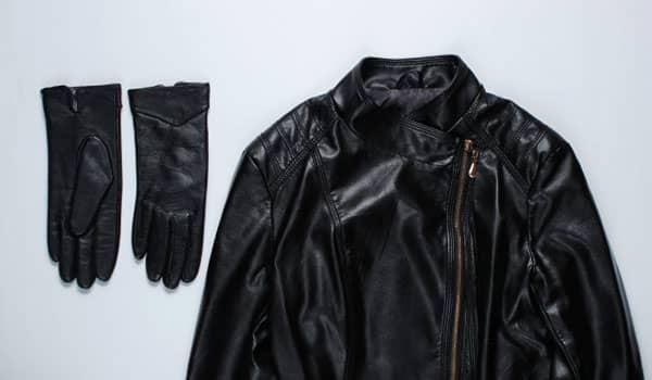 como arreglar chaqueta de cuero sintetico
