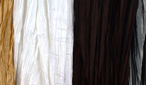 tecnica de tela corrugada