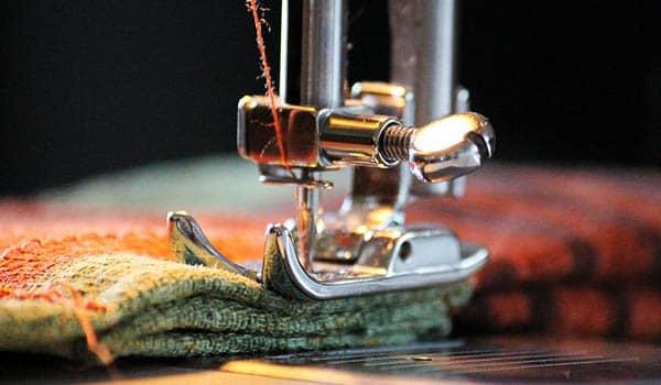 truco para coser capas de telas gruesas